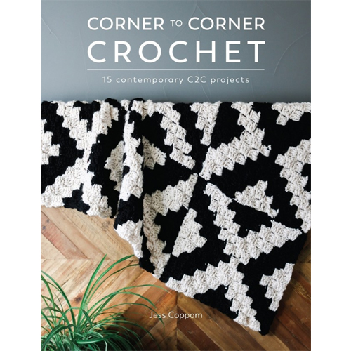 Corner to Corner Crochet Book