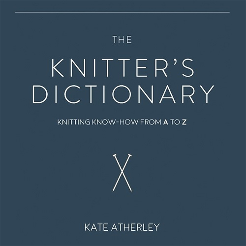 The Knitter's Dictionary Book