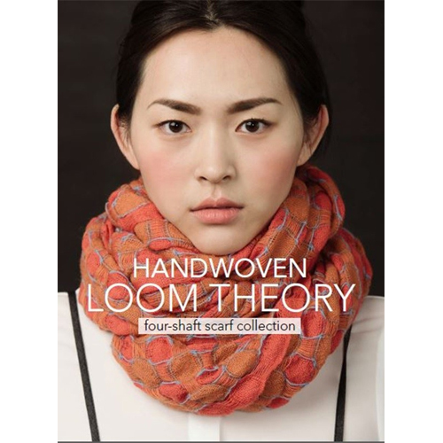 Handwoven Loom Theory: Four Shaft Scarf Collection
