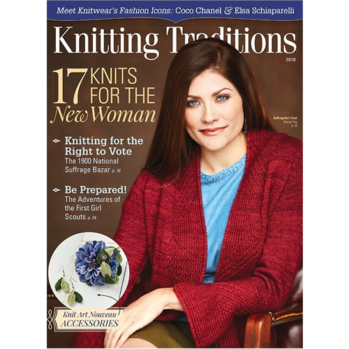 Knitting Traditions 2018 Magazine