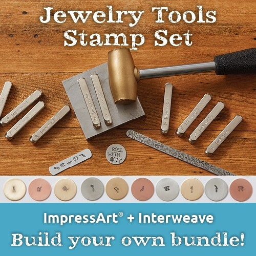 Jewelry Tools Stamp Set