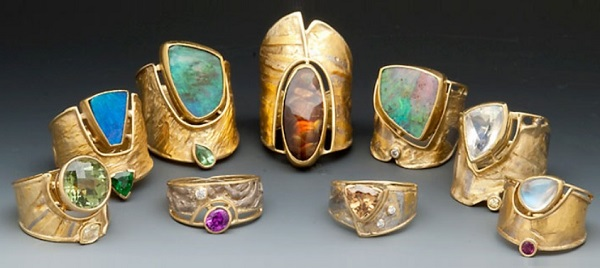Metalsmithing Artistry: Create Textures on Metal by Fusing with Marne Ryan's 5 Tips