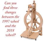 Building a Better Spinning Wheel