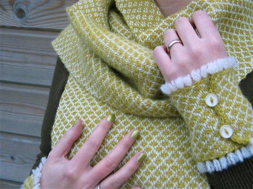 Woven accessories