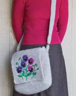 Free crochet bag pattern by Jill Wright | CrochetMe.com