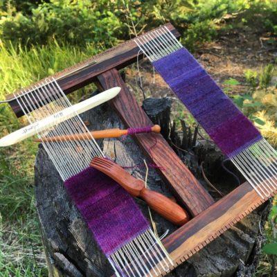 Interweave yarn fest