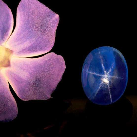 Gemstones and Birthstones: Star Sapphires, a Gem with Stars for the Stars