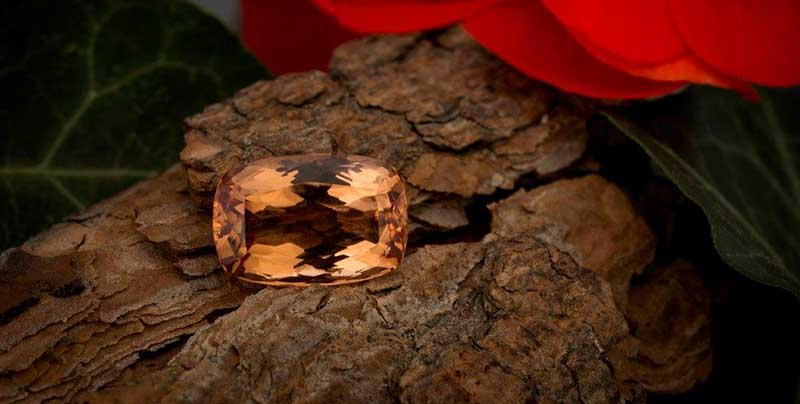 Gemstones and Birthstones: Sensational Topaz — Just the Facts
