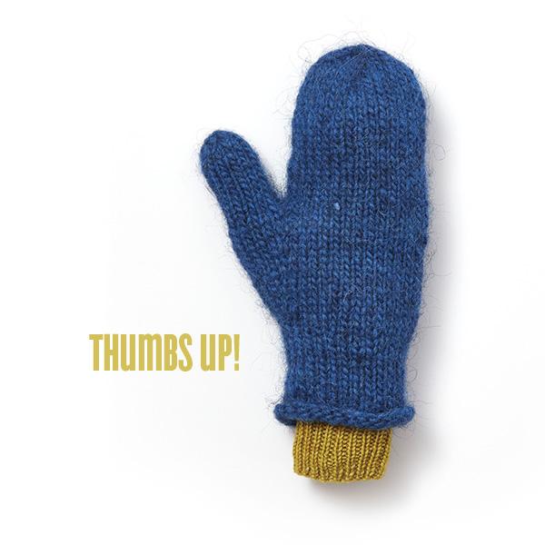 thumb gusset