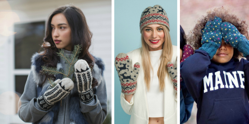 The 5 Best Knitted Mittens for Winter Activities
