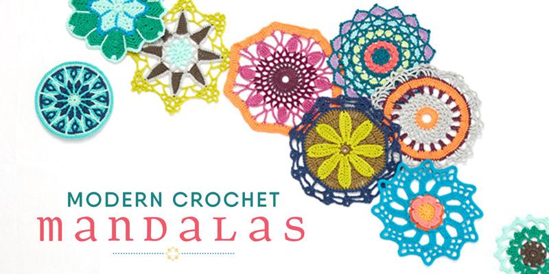 Life is Like a Crochet Mandala