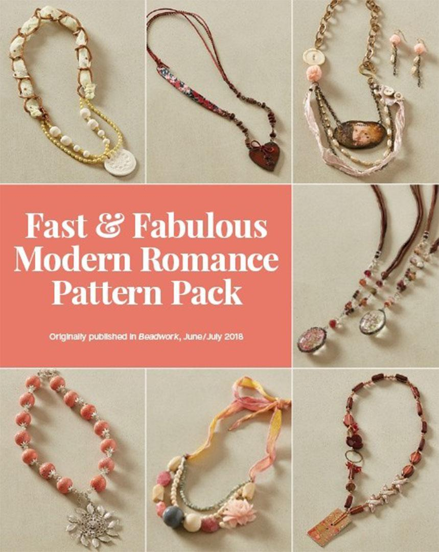 beaded gifts: Modern Romance Patterns © F+W Media, Inc. by George Boe