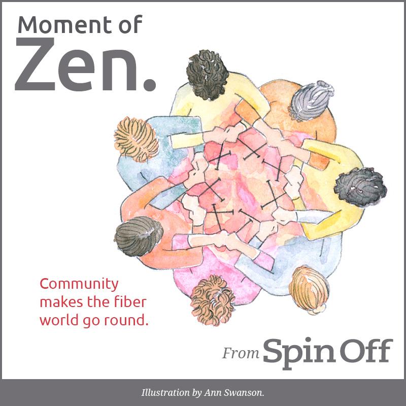 Moment of Zen: Community