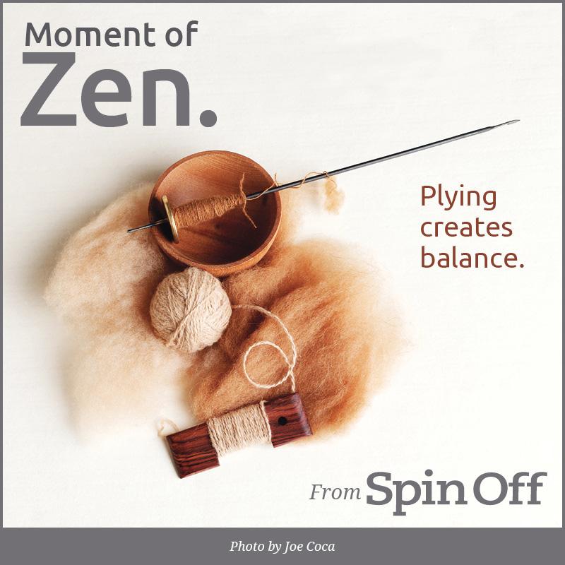 Moment of Zen: Balance
