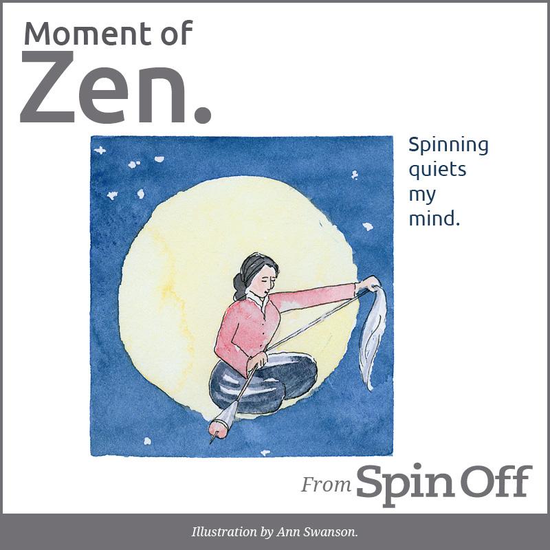 Moment of Zen: Quiet