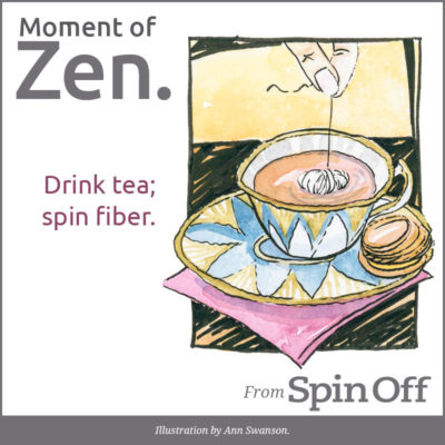 Moment of Zen Tea