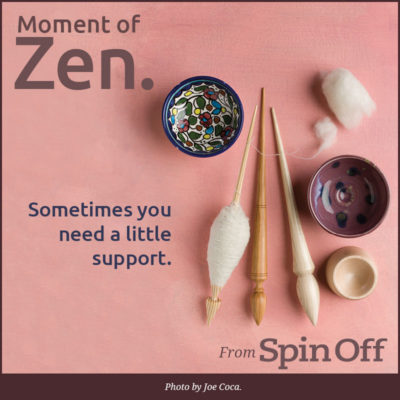 Moment of Zen Support