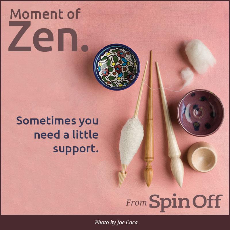 Moment of Zen Support