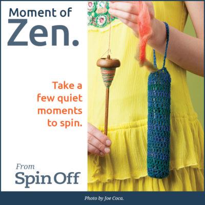 Zen quiet moments