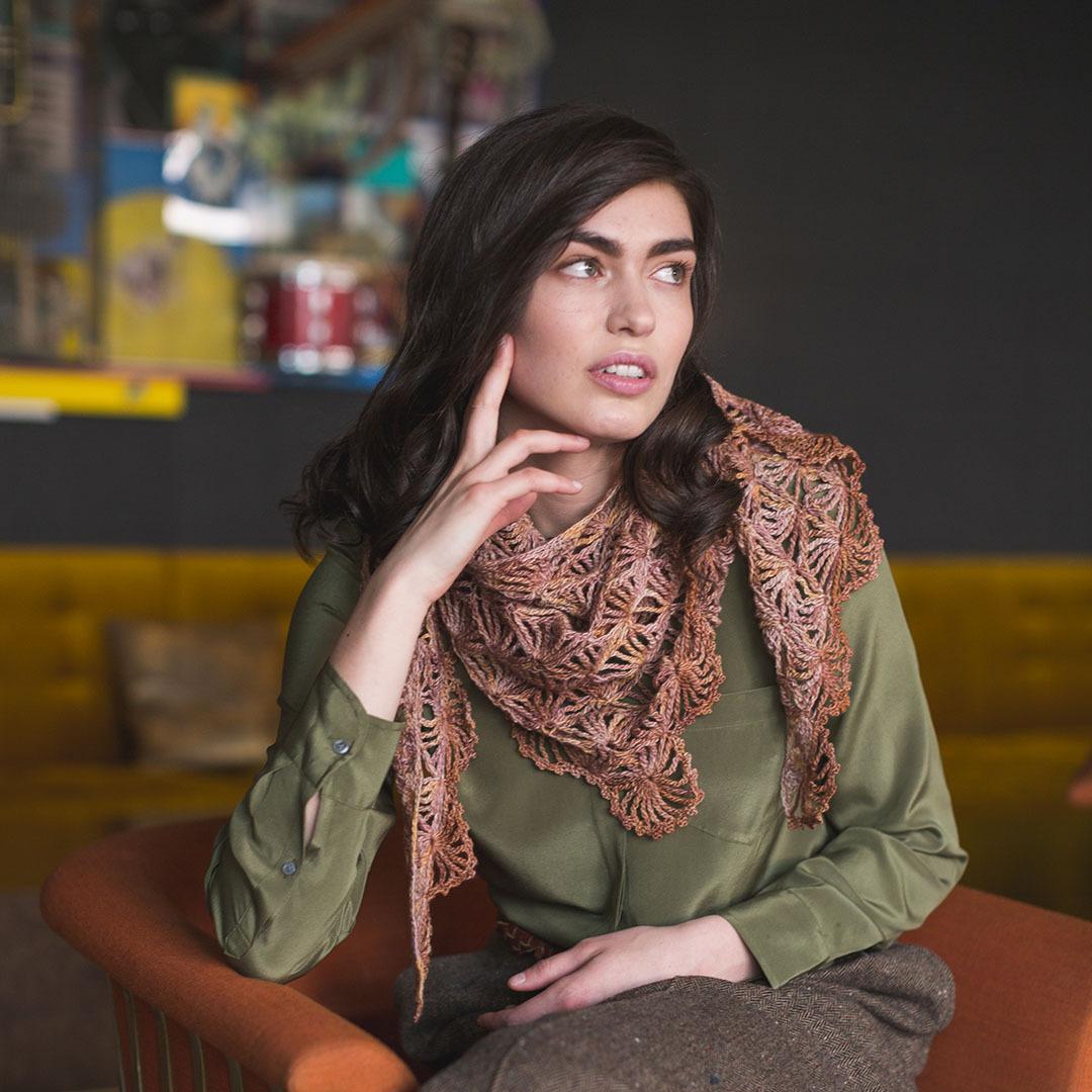 Mondaine Shawl