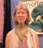 Jennifer Moore's Scarf