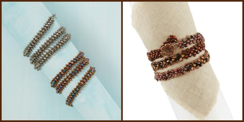 That's a Wrap Bracelet, Wild Amaranthus Wrap Bracelet]