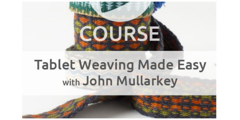 What Is Advanced Tablet Weaving?