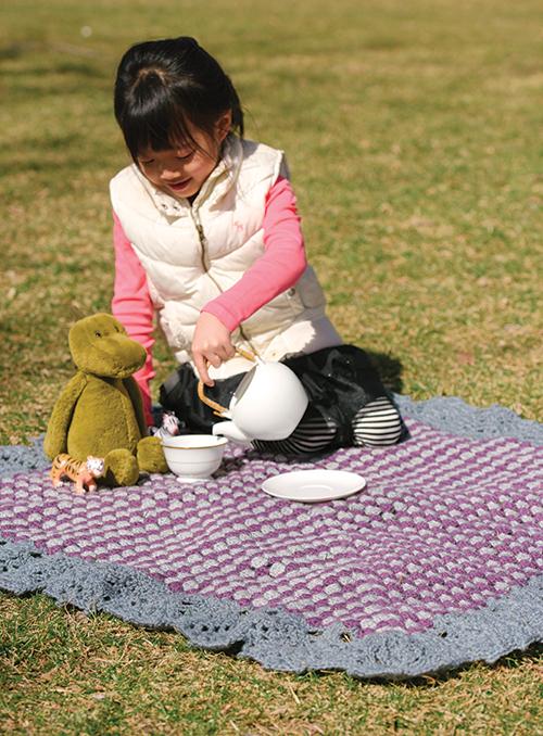 My Favorite Play Blanket Crochet Pattern