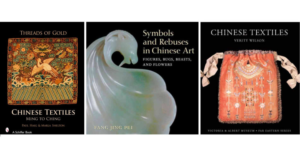 Three Reviews on Books about Chinese Textiles and Needlework Traditions