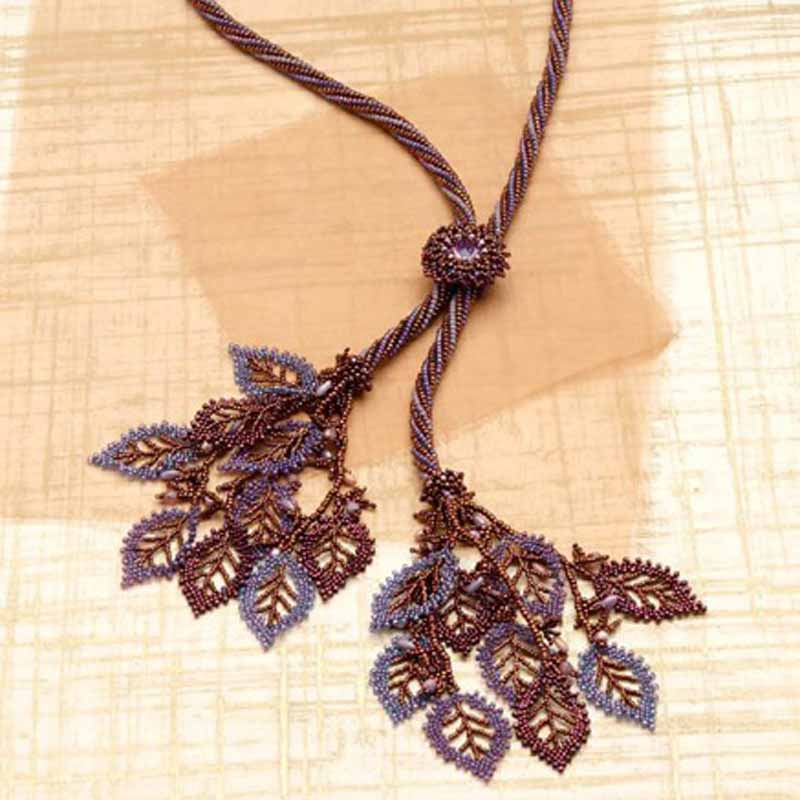 Bead Metamorphosis Exquisite Beaded Jewelry Designs Interweave