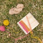 Yarn from Jack's Back: Spinning Alpaca Yarn