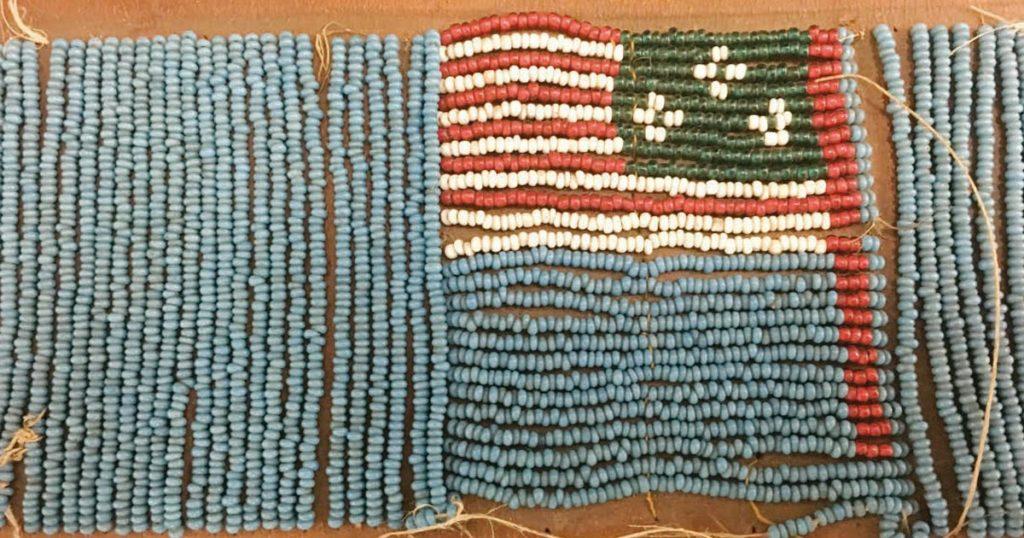 Hidden Native American Beadwork Treasures at Local Museum