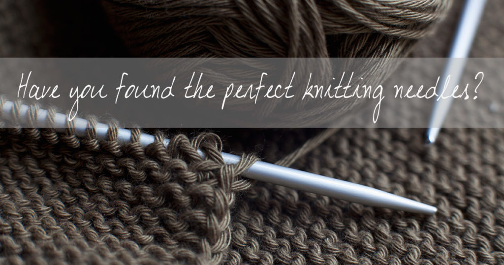 Which Knitting Needles Are Right for You?