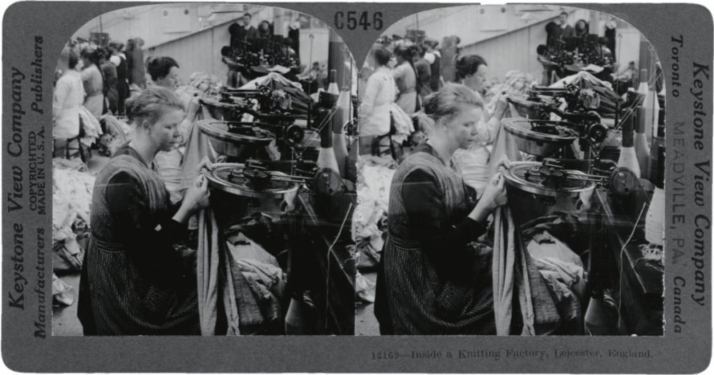Needles of a Nation: Knitting at the Great Exhibition of 1851