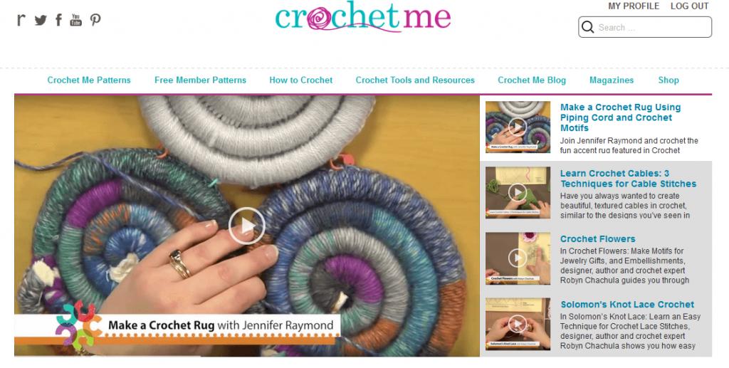 New Crochet Me3