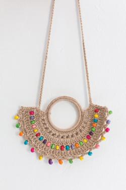 No. 1 Fan Necklace