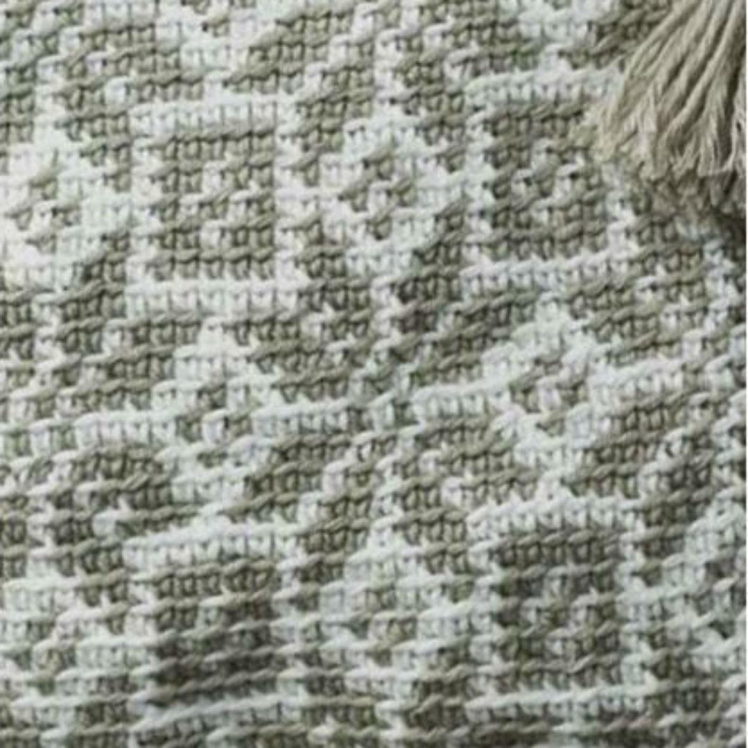 Back Loop Only Crochet