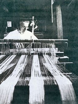 Norman Weaving