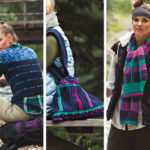 A Crochet Story with Northern Lights