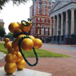 The Mardi Gras Bead Dog: A New Icon for an Age-Old Festival