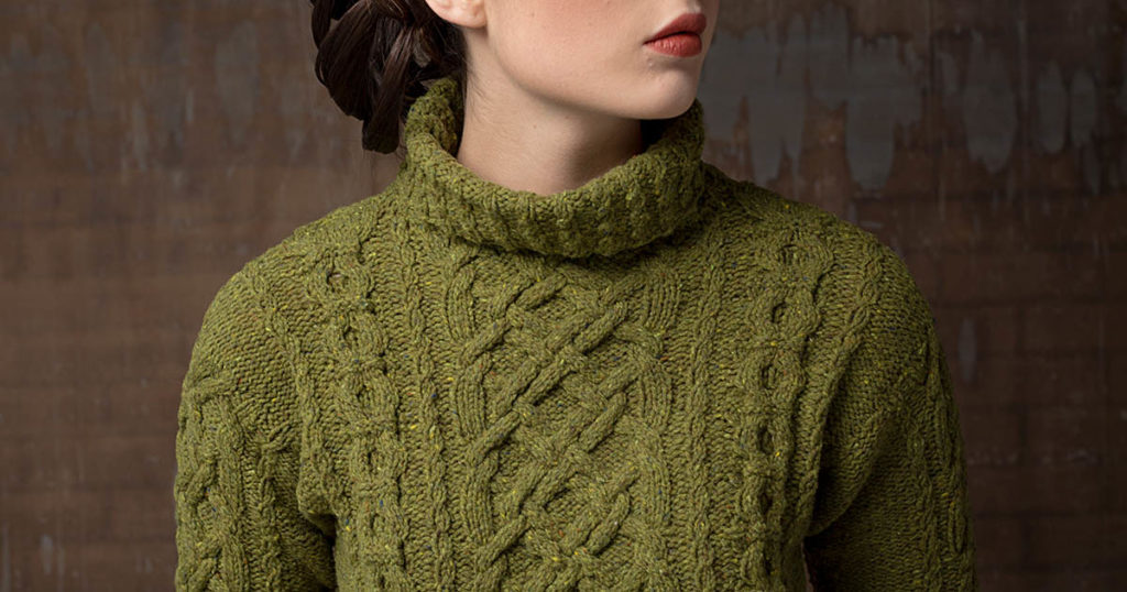 Pattern of the Week: Oxford Street Pullover