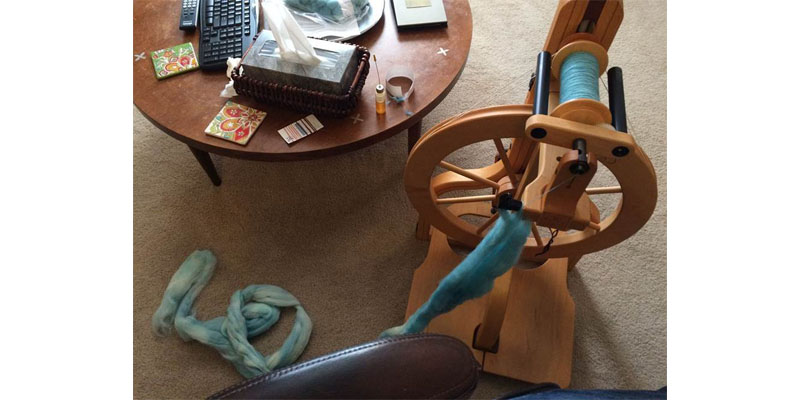 Spinning the (Gradient Yarn) Blues