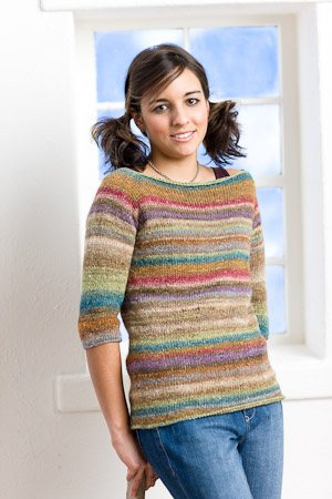 Must Try Easy Seamless Sweater Knitting Patterns Knitting Daily