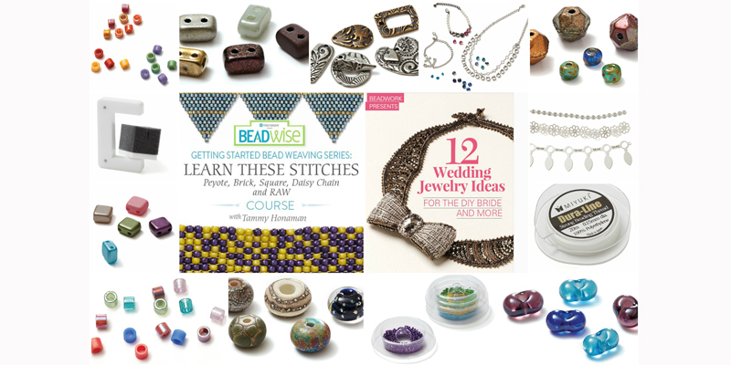 Cool Stuff, Beading and Jewelry-Making Products We Love, August/September 2017 <em>Beadwork</em> Magazine