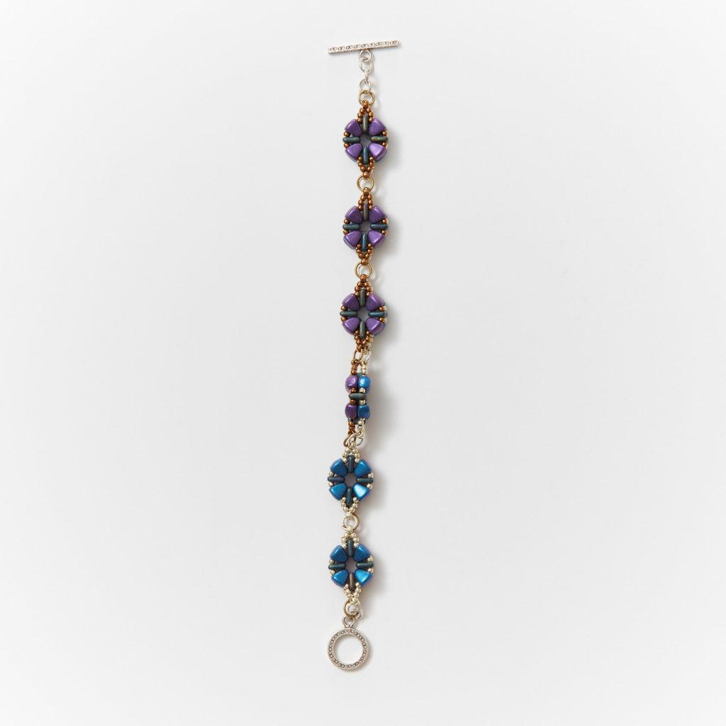 Double Primrose Bracelet