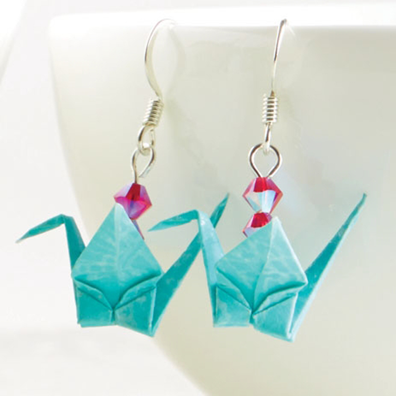 Origami Jewelry Made Easy | Interweave - photo#41