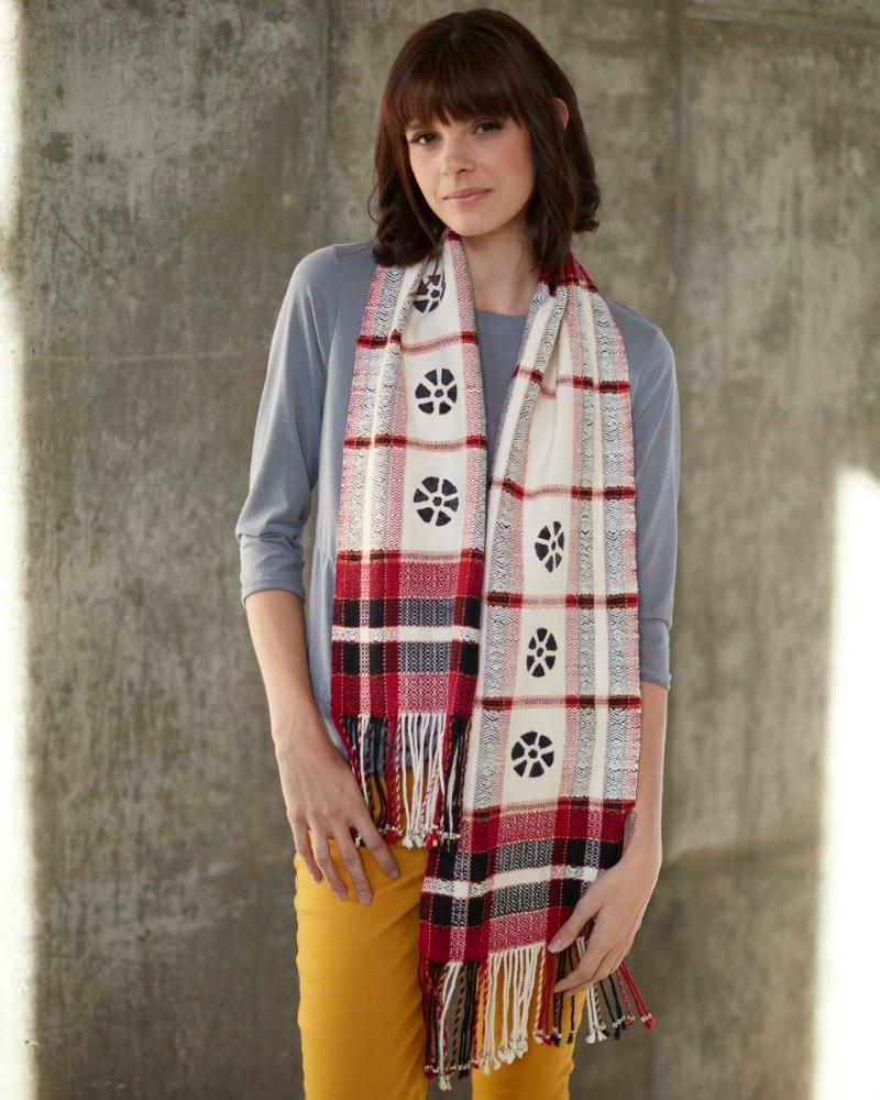 West Africa scarf