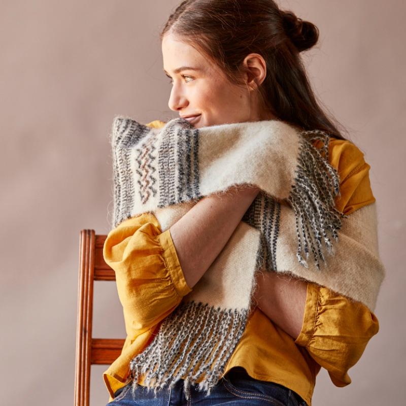 Iceland scarf