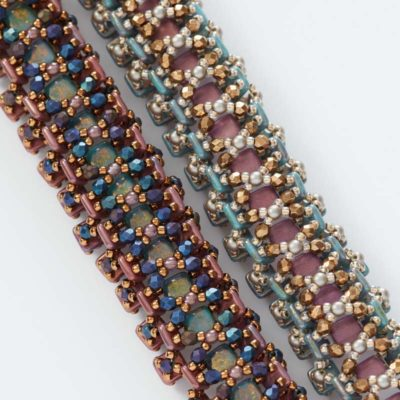 Bead Weaving: Learn the Accordion Stitch with Nichole Starman