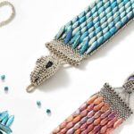 Beading Trends: Pastel Bead Weaving Projects with a Twist